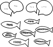 Moderationstipp Feedbackfische