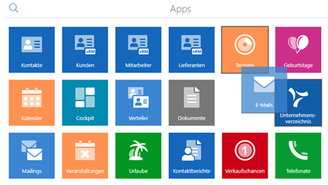 CASgenesisWorld selbst konfigurieren mit dem App Designer