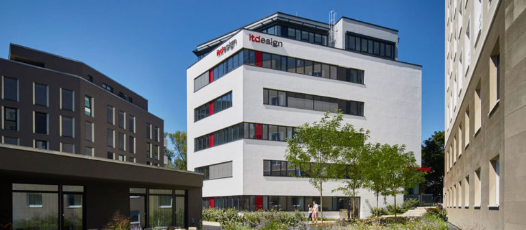 itdesign Firmengebäude