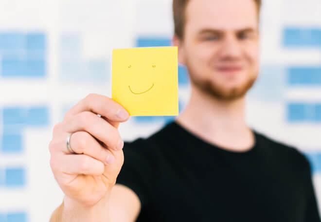 Gut organisiert beginnt ein Tag positiv
