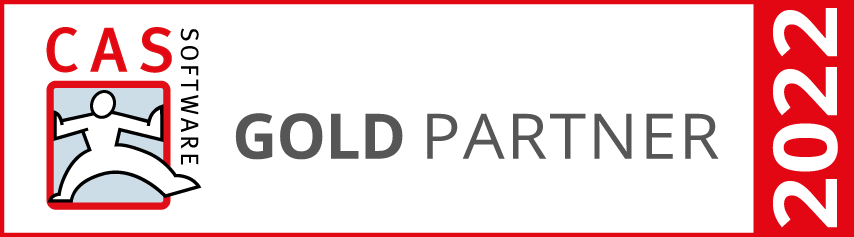 itdesign GmbH ist Gold-Partner für CAS genesisWorld